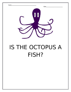 Octopus Facts