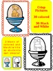 Common Core Rhyming Games! Odd Egg Out