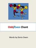 Odd Even Chant