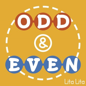 Odd & Even craftivities