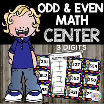 Odd and Even (3 Digits)