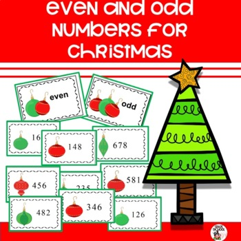 Odd and Even Christmas