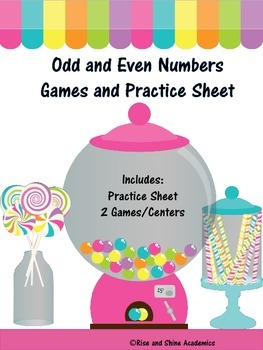 Odd and Even Games and Centers