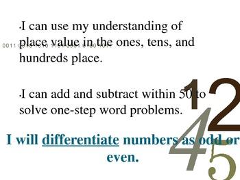 Odd and Even Math Lesson