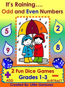 Odd and Even Numbers Game