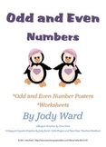 Odd and Even Numbers Worksheets Early Years
