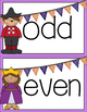 """Odd and Hallow """"Even"""""""