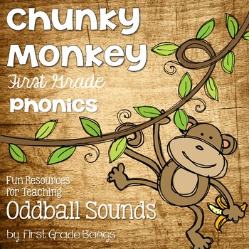 Oddball Sounds-Phonics Teaching Resources and Literacy Cen