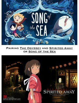 Odyssey Movie Pairings Final Paper (Spirited Away AND Song