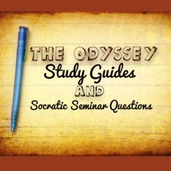 Odyssey Study Guides & Socratic Seminar Questions