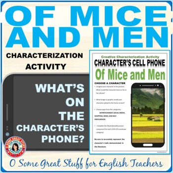 Of Mice and Men Characterization Cell Phone Activity--Crea