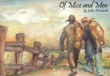 Of Mice and Men Lit Analysis Bundle