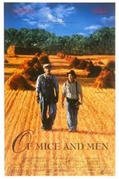 Mice and Men by John Steinbeck 1 Activity Bundle