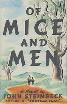 Mice and Men by John Steinbeck Chapter 5 Activity Bundle