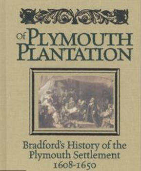 Of Plymouth Plantation Bundled Vocabulary Activity and Test