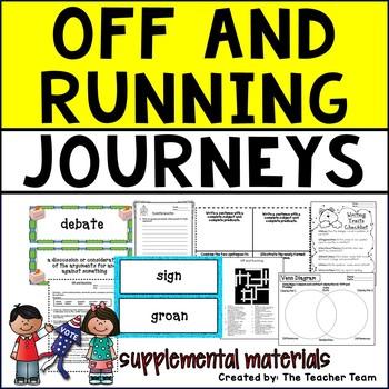 Off and Running Journeys Fifth Grade Supplemental Materials