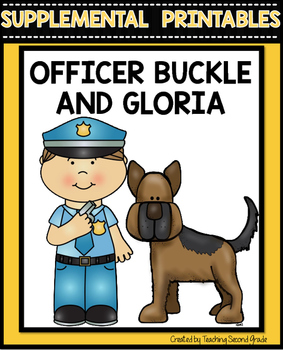 Officer Buckle and Gloria Journeys 2nd Grade