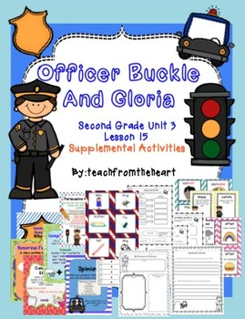 Officer Buckle and Gloria (Journeys Second Grade Unit 3 Le