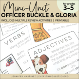 Officer Buckle and Gloria Mini Activities Literature Unit
