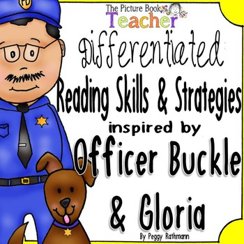 Reading Skills and Strategies inspired by Officer Buckle a