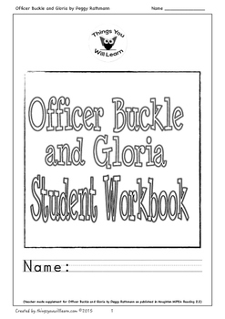 Officer Buckle and Gloria Student Workbook
