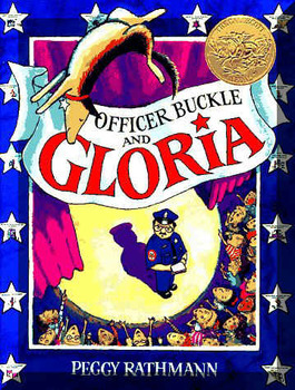 Officer Buckle and Gloria - Synonyms Match-Up
