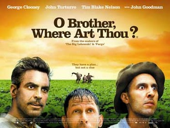 Oh Brother, Where Art Thou? - Crossword Puzzle