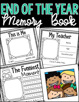 Oh, How Sweet This Year Was! An End of the Year Memory Book.