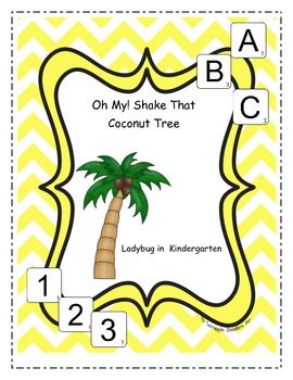 Oh My! Shake the Coconut Tree