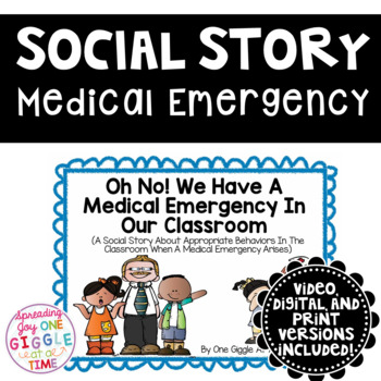 Oh No! We Are Having A Medical Emergency In Our Classroom