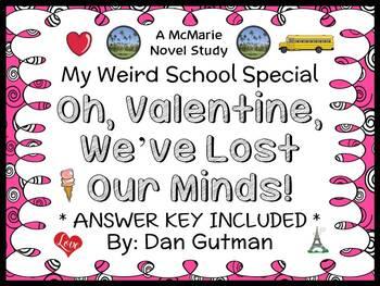 Oh, Valentine, We've Lost Our Minds! (Dan Gutman) Novel St