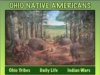 Ohio Native American Indians