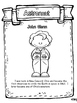 Ohio Symbols and Famous People Content Coloring Books