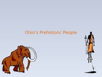 Ohio's Prehistoric People