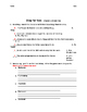 Okay for Now (by Gary D. Schmidt) Chapter 2 Resources