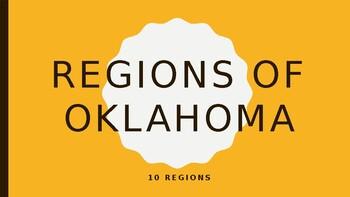Oklahoma Regions FREEBIE PowerPoint