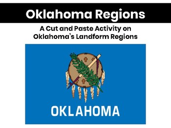 Oklahoma Regions cut and paste