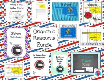 Oklahoma Resource Bundle-11 Resources