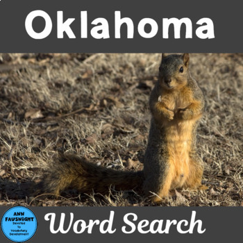 Oklahoma Search and Find