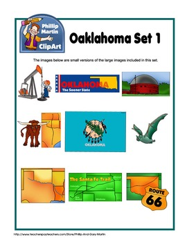 Oklahoma Set 1