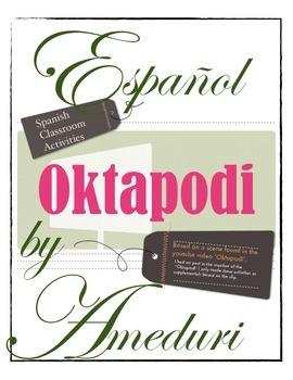 Oktapodi Spanish movie talk