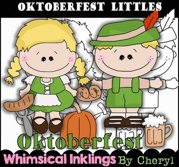 Oktoberfest Clipart Collection