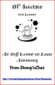 Ol' Satchmo: An Orff Lesson on Jazz, Improvisation, and Lo