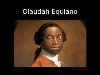 Olaudah Equiano Powerpoint