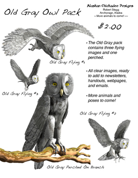 Old Gray Owl Pack