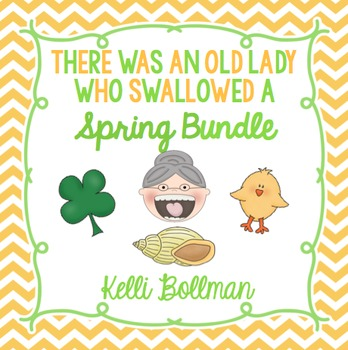 Old Lady Spring Bundle Pack {Clover, Chick, Shell}