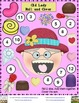 Old Lady Swallowed a Rose- 3 Roll and Cover Games {FREE}