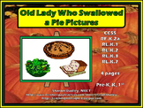 Old Lady Who Swallowed A Pie Pictures