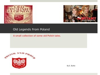Old Legends From Poland