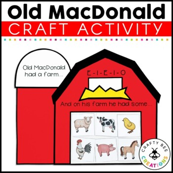 Old MacDonald Cut and Paste